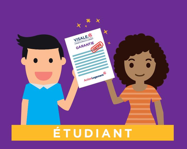 Visale, la solution pour les étudiants sans garant