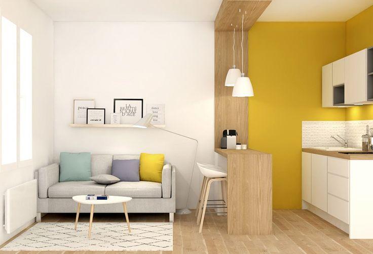 Logement étudiant : 5 astuces pour aménager un petit espace
